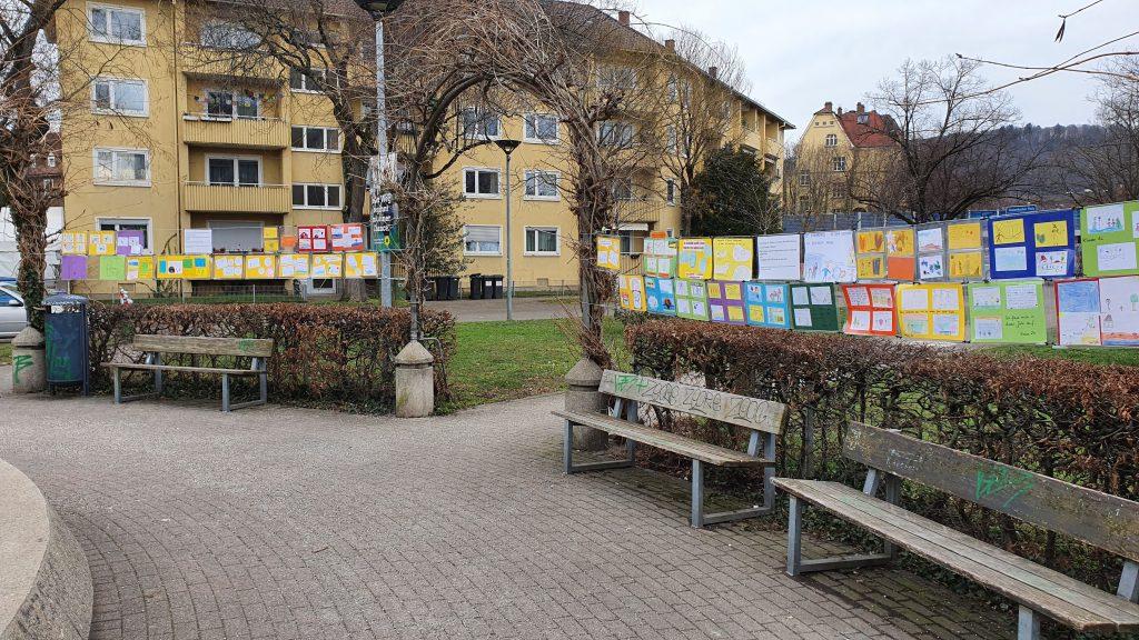 Ausstellung Tennenbacher Platz 2021